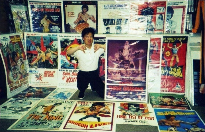 Jeff Chinn – Interview – The Clones of Bruce Lee